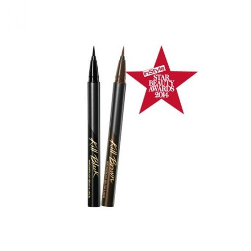 Clio Waterproof Brush Liner Kill Black XP - #Kill Brown