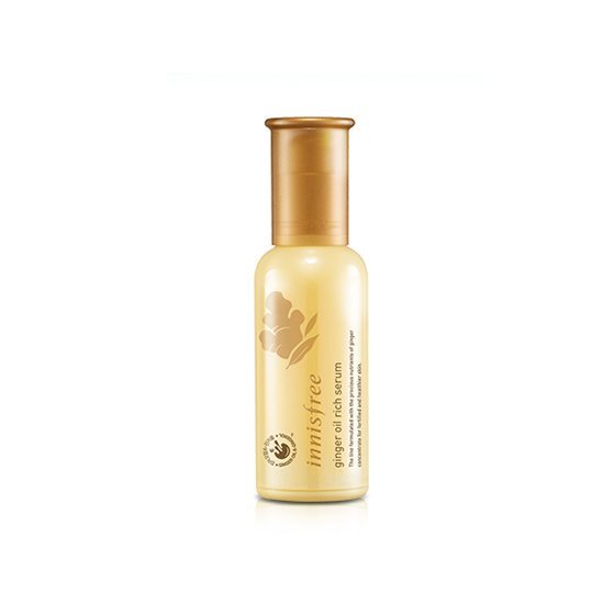 Innisfree Ginger Oil Rich Serum