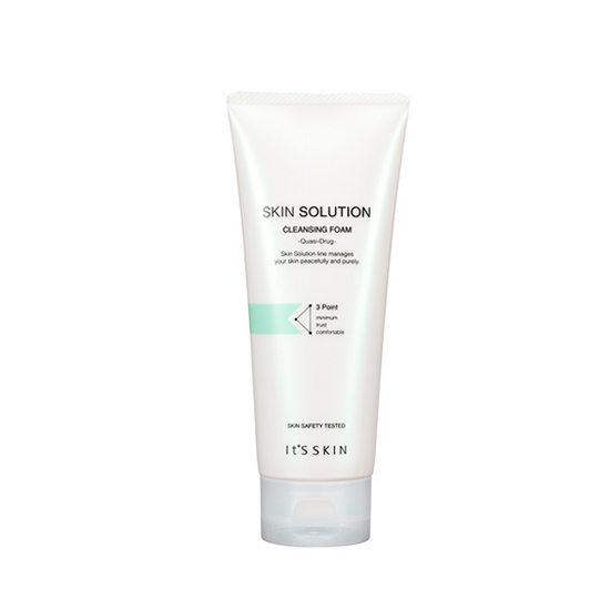It's Skin Skin Solution Cleansing Foam