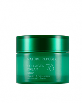 Nature Republic Collagen Dream 70 Cream