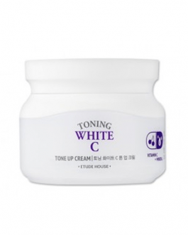 Etude House Toning White C Tone UP Cream