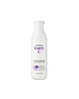 Etude House Toning White C Radiance Emulsion