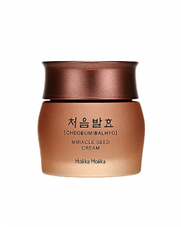 Holikaholika Cheoeum Balhyo Miracle Seed Cream