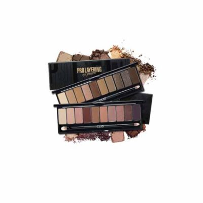 CLIO Pro Layering Eye Pallet - 2 Hand Craft