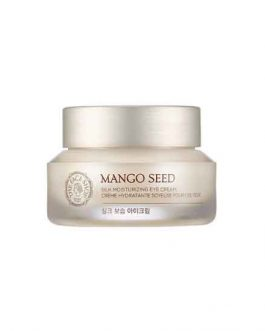 TheFaceShop MANGO SEED Silk Moisturizing Eye Cream