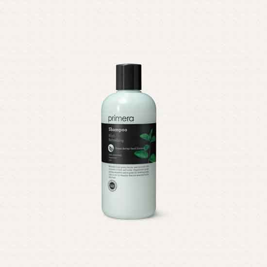 Primera Mint Refreshing Shampoo
