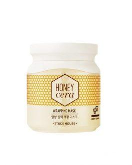 EtudeHouse Honey Cera Nutritional elasticity Wrapping Mask