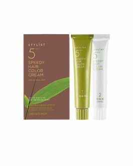 TheFaceShop Stylist 5-Minute Speedy Hair Color Cream
