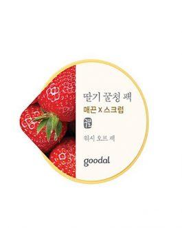 Goodal Strawberry Honey Pack