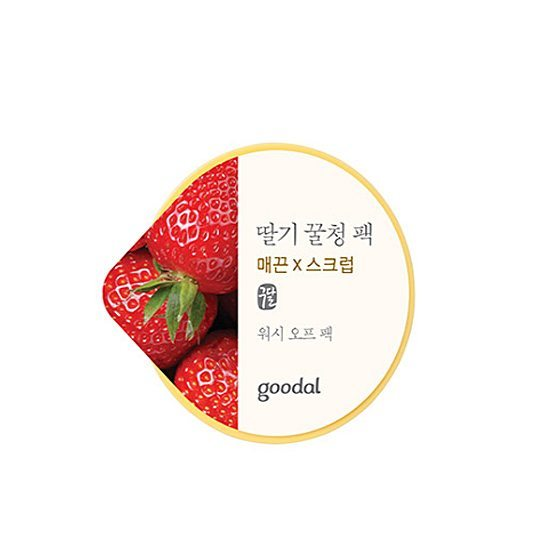 Goodal Strawberry Honey Pack