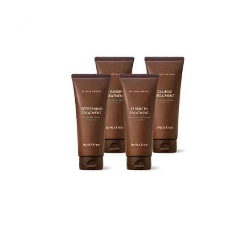 Innisfree My Hair Recipe Treatment - Scalp Care - 04 Anti-Dandruff (For Dandruffed Scalp)