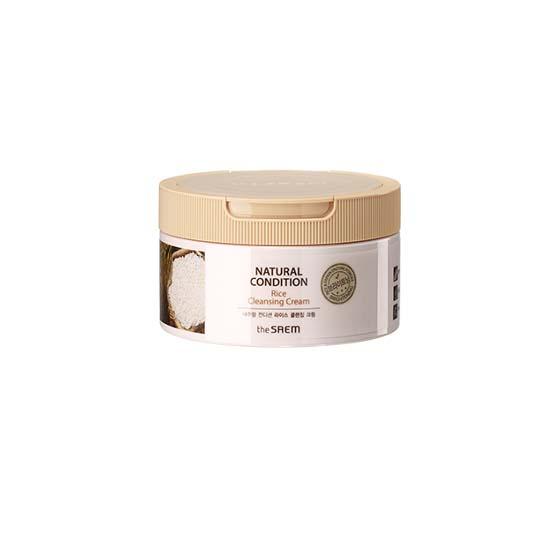 TheSaem Natural Condition Rice Cleansing Cream