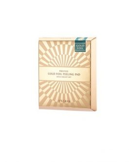 It Skin Prestige Gold Foil Peeling Pad D'escargot Set