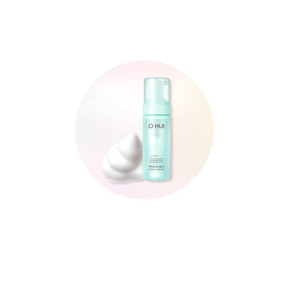 OHUI Miracle Aqua Bubble Cleanser