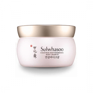 Sulwhasoo Essentrue Deep Nourishing Body Cream EX