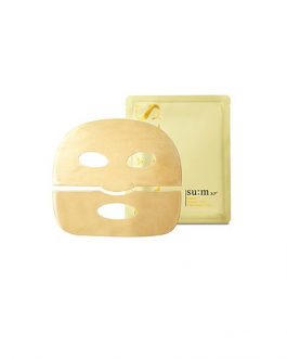 SUM37 Losec Night Gold Sheet Mask