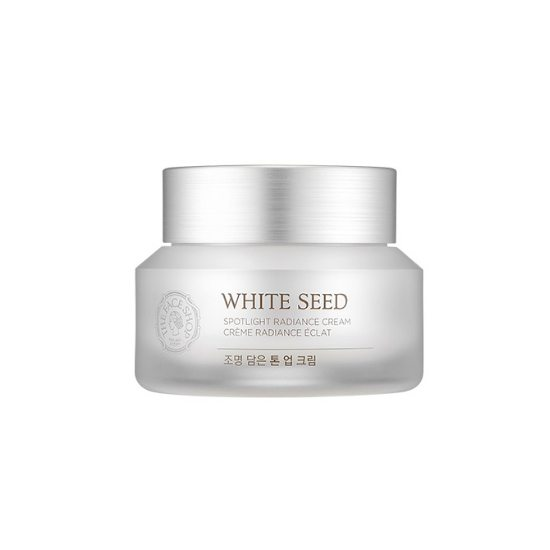 TheFaceShop White Seed Spotlight Radiance Cream