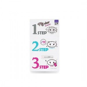 HolikaHolika Pig Clear Black Head 3-Step Kit No Water