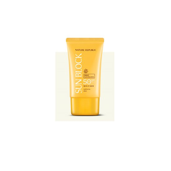 Nature Republic California Aloe Daily Sun Block