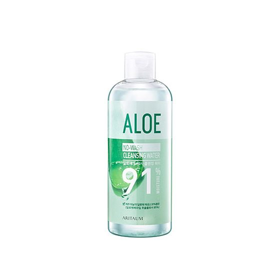 Aritaum Aloe No Wash Cleanging Water