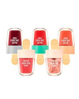 EtudeHouse Dear Darling Watergel Tint (Icecream case)