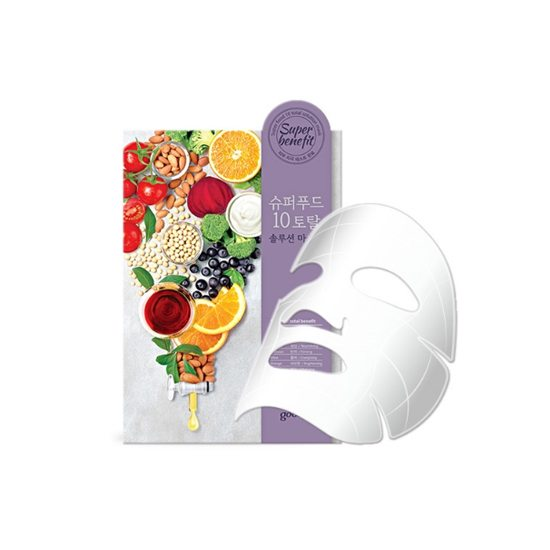 Goodal Superfoods 10 Total Solution Mask