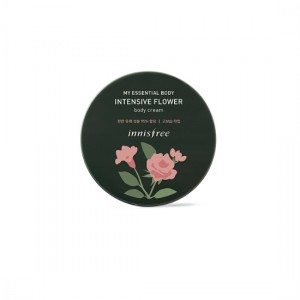 Innisfree My Essential Body Intensive Flower Body Cream