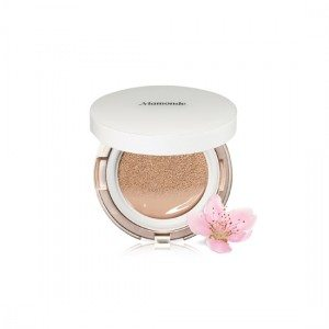 Mamonde Brightening Cover Powder Cushion (SPF50+ PA+++)