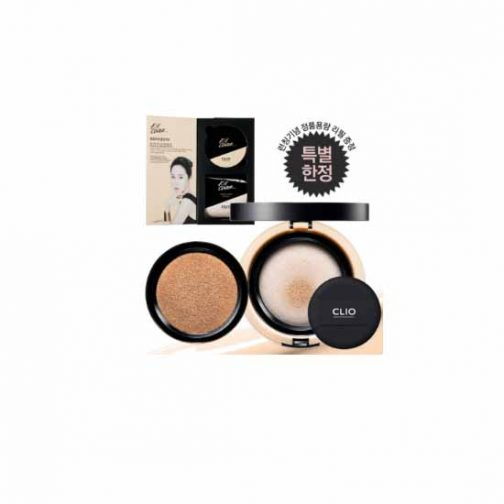 CLIO Kill Cover Conceal Cushion (Special Set) - 4 Ginger