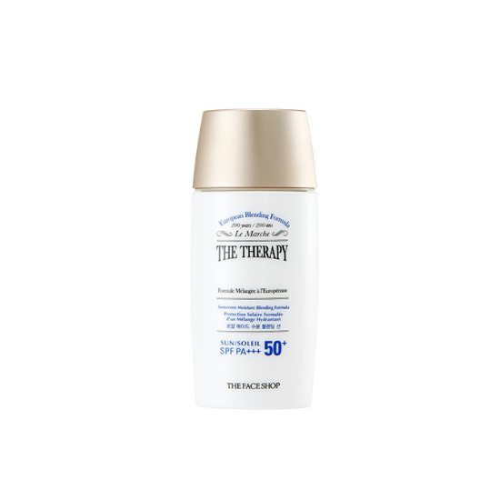TheFaceShop The Therapy Royal Made Moisture Blending Sun SPF 50+ PA+++