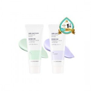TheFaceShop Air Cotton Make Up Base