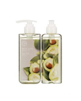 TheFaceShop Avocado Body Wash