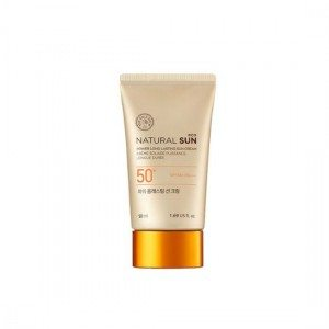 TheFaceShop Natural Sun Eco Power Long Lasting Sun Cream SPF50+ PA+++
