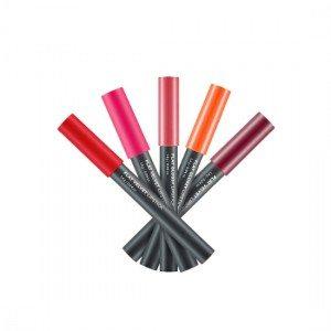TheFaceShop Flat Velvet Lipstick