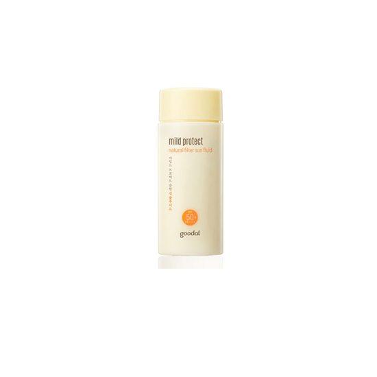 Goodal Mild Protect Natural Filter Sun Fluid SPF50+/PA++++