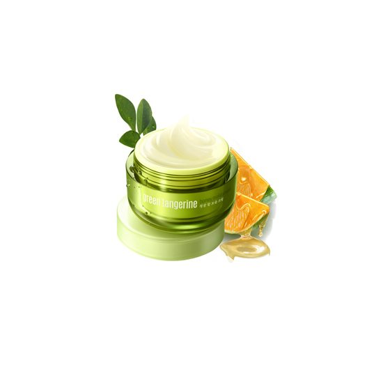 GOODAL Green Tangerine Honey Moist Cream