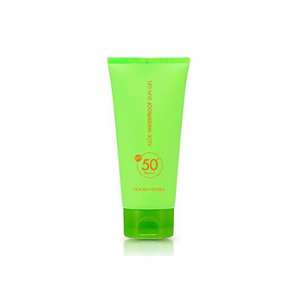 HolikaHolika Aloe Waterproof Sun Gel SPF50+ PA+++