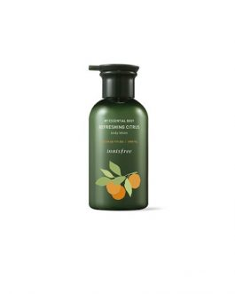 Innisfree My Essential Body Refreshing Citrus Body Lotion