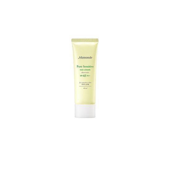 Mamonde Pure Sensitive Suncream SPF45/PA++
