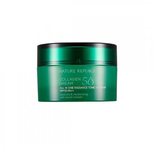 NatureRepublic Collagen Dream 50 All-in-one Radiance Tone Up Cream SPF35/PA++