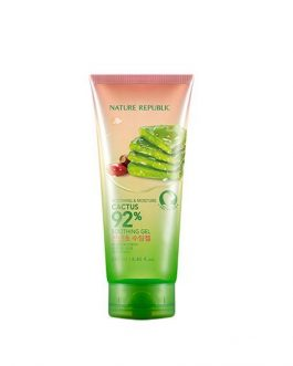 NATURE REPUBLIC Soothing & Moisture Cactus 92% Soothing Gel