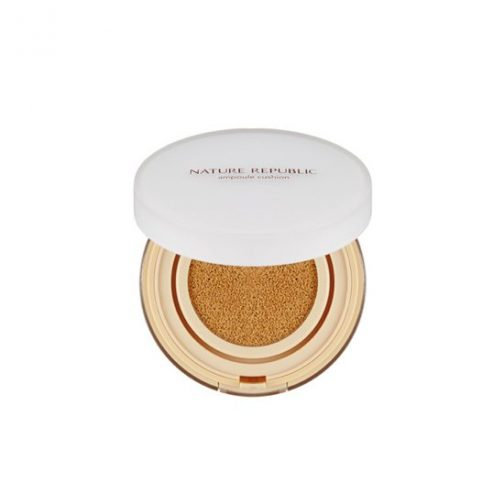 Nature Republic Provence Intensive Ample Cushion (SPF50+ PA+++) - 02 Natural Beige