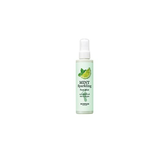 Skin Food Mint Sparkling Foot Mist
