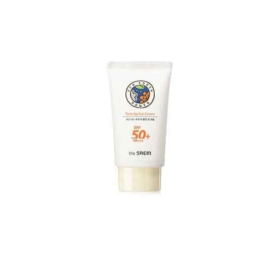The SAEM Eco Earth Power Tone up Cream (SPF50+ PA+++)