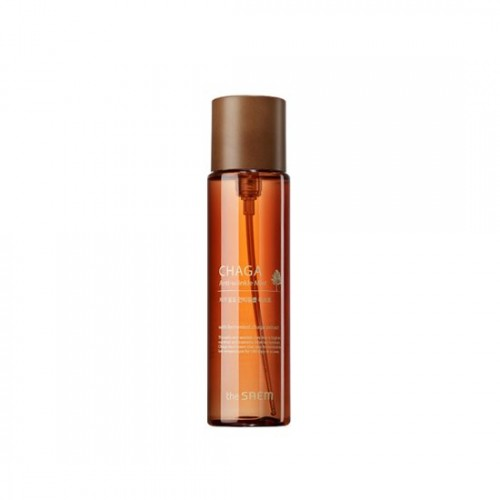 the SAEM CHAGA Anti Wrinkle Mist With Fermented Chaga Extract