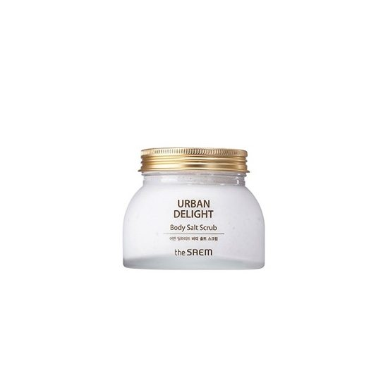 the SAEM Urban Delight Body Salt Scrub