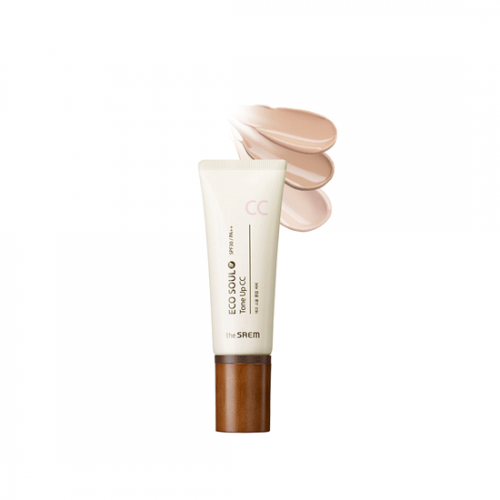 the SAEM Eco Soul Tone Up CC