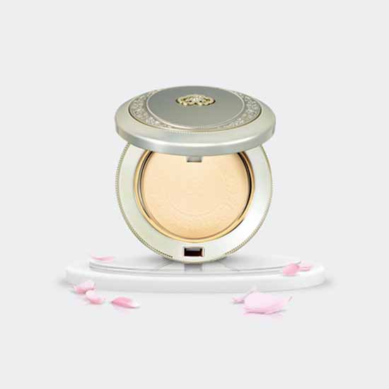 The Whoo Gongjinhyang Seol Whitening Powder Pact (SPF45+ PA+++)