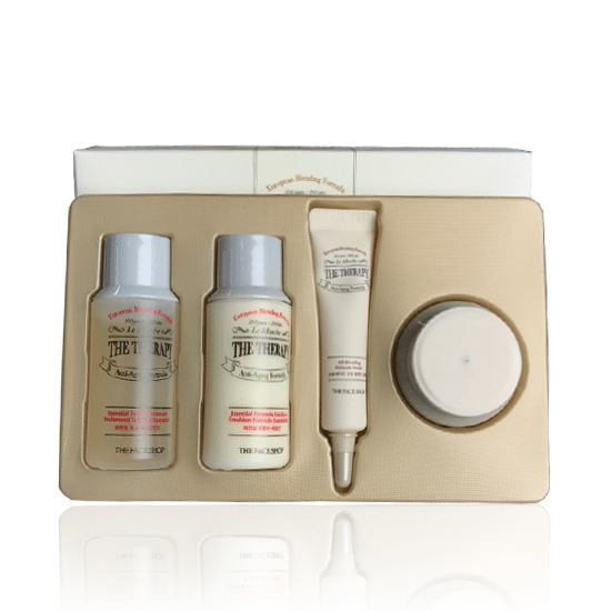 The Face Shop The Therapy Special 4 Kit