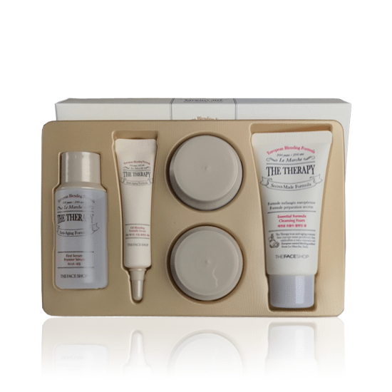 The Face Shop The Therapy 5 Best Kit